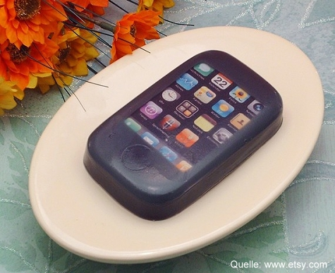 iPhone-Seife