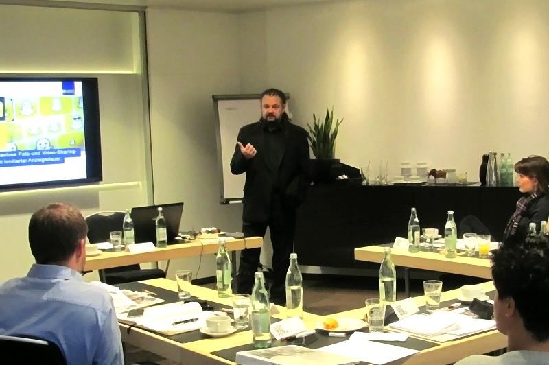 Seminare mit Norbert Barnikel