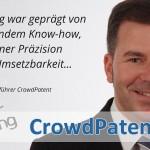 CrowdPatent Header
