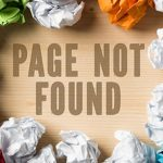 404 Fehlerseiten