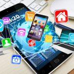 Social Media Content pushen