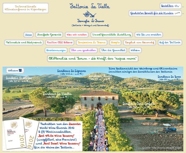 Storytelling-Check: La Vialla
