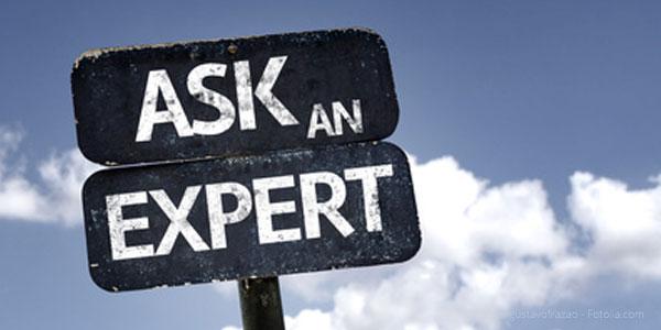 frage einen Experten
