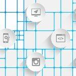 Social Icons Netzwerk