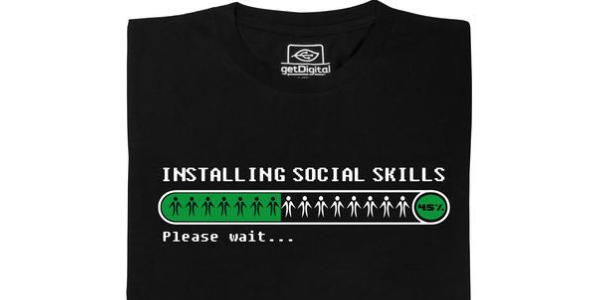 Installing social skills